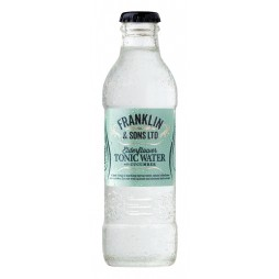 Franklin & Sons, Elderflower Tonic Water, 20 cl.