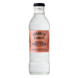 Franklin & Sons, Rosemary Tonic Water, 20 cl.