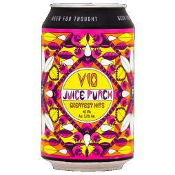 Brouwerij Frontaal, Juice Punch Greatest Hits V10