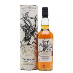 Game of Thrones, House Grey Joy, Talisker Select Reserve, Single Malt whisky