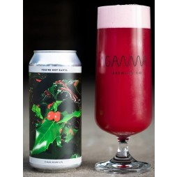Gamma Brewing Co., You're Not Santa