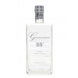 Geranium Gin, 55 %, London Dry Gin