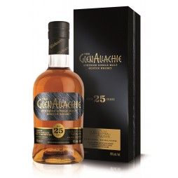 The GlenAllachie 25 års, Speyside Single Malt Whisky