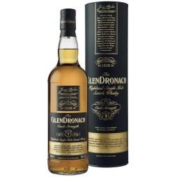 GlenDronach - Cask Strength, Batch 9, Oloroso/PX Sherry casks