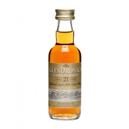 GlenDronach, Parliament, 21 års Single Malt Whisky, 5.cl.