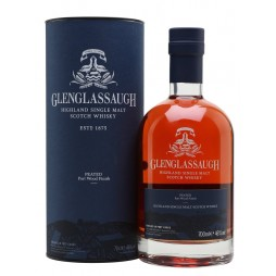 GlenGlassaugh, Peated Port Finish, Single Highland Malt Whisky