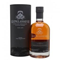 GlenGlassaugh, Port Wood Finish, Single Highland Peated Malt Whisky