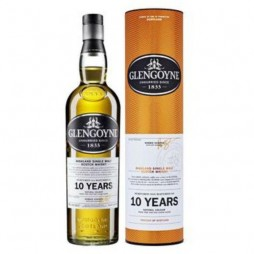 Glengoyne, 10 års, Single Malt whisky
