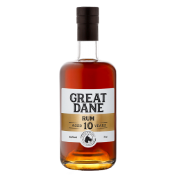 Great Dane Rum, 10 års