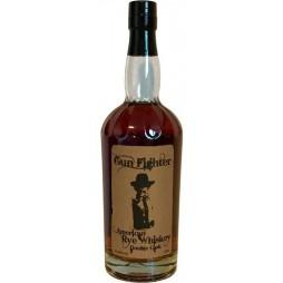 Gun Fighter, American Rye, Double Cask Whiskey
