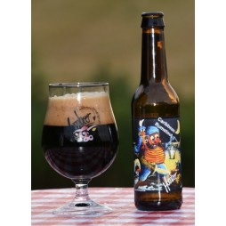Hornbeer, Caribbean Rumstout Imperial Stout