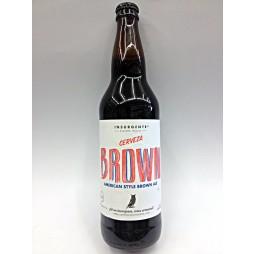 Insurgente, Brown, Mexico 0,33 cl.