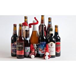 Øl julekalender med 24 stk. special juleøl