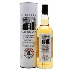 Kilkerran, Glengyle 8 YO Cask Strenght, Single Malt Whisky