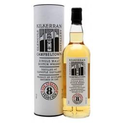 Kilkerran, Glengyle 8 YO Cask Strenght, Single Malt Whisky