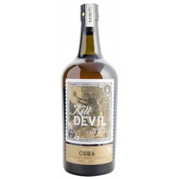 Kill Devil 1999 Cuba 18 Years Old Column Still, Single Cask-20