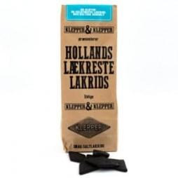 Klepper Lakrids, salt - 200 G