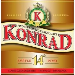 Pivovar Liberec Vratislavice, Konrad 14°