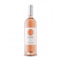 L´ostal Cazes Rosé 2019, Vin de Pays DOC MAGNUM
