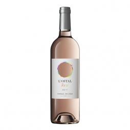L´ostal Cazes Rosé 2018, Vin de Pays DOC, MAGNUM