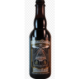 Leelanau Brewing, Illuminati, Bourbon aged Stout