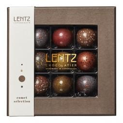 Lentz, Lentz 9 stk Comets Selection 72g.