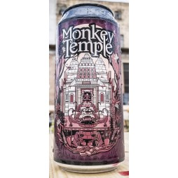 Mad Scientist, Monkey Temple