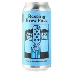Mikkeller, Resting Brew Face