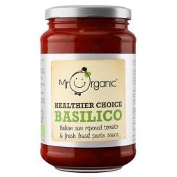 Mr. Organic, Basilico Sauce