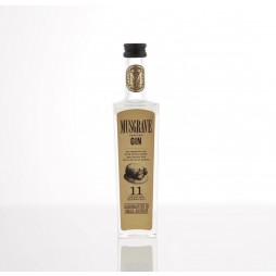 Musgrave, Premium Gin, 5 cl.