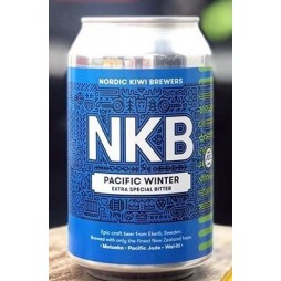 Nordic Kiwi Brewers, NKB Pacific Winter