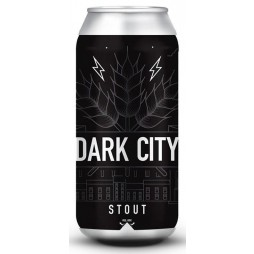 Northern Monk, De Molen, Dark City, Stout