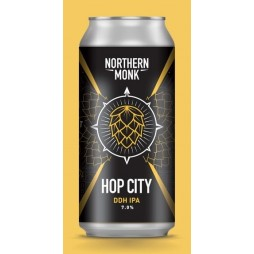 Northern Monk/Wylam/DEYA/Verdant/Cloudwater, Hop City DDH IPA