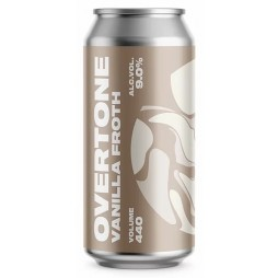 Overtone Brewing Co., Vanilla Froth