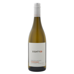 Paretos Estate, Eighty20, Chardonnay 2015