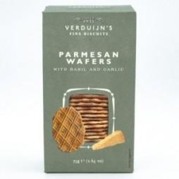 Bisquit med Parmasan og Basilikum, 75 G