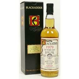 Blackadder, Port Ellen 1979, 26 års Single Malt Whisky