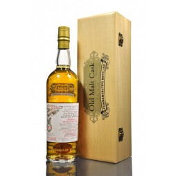 Port Ellen, 1982, 60th Sixtieth Anniversary, 30 års, Single Malt Whisky, The old malt cask