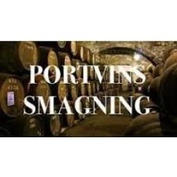 Portvins Seminar/Smagning d. 08-11-2017 fra kl. 18:00 - 21: 00 Inkl. let bespisning