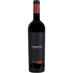 Puerto Salinas, Red Wine Alicante 2011