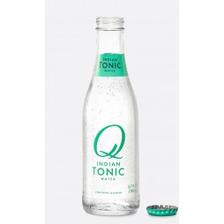 Tonic, Q Indian Tonic 19,8 cl