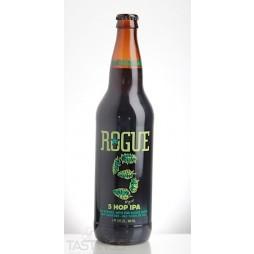 Rogue, 5 Hop Black IPA-20