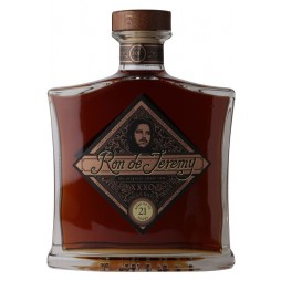 Ron de Jeremy XXXO 21 years Solera Rum
