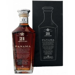 Rum Nation, Panama, 21 års - Decanter