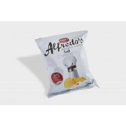 Alfredo´s Sale, Chips med salt, 35 G