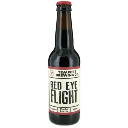 Tempest Brewing Co, Red Eye Flight, Mocha Porter