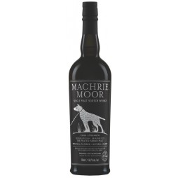 The Arran Malt, Machrie Moor Cask Strength - 56,2%
