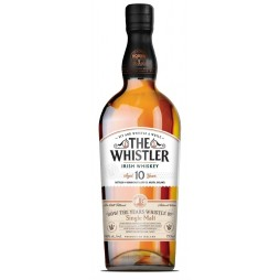 The Whistler, 10 års, Single Malt Irish Whiskey - 46% (Sherry Cask Finish)
