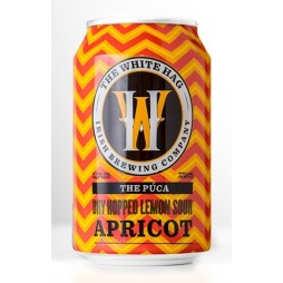 The White Hag Irish Brewing Company, Púca Dry Hopped Lemon Sour Apricot
