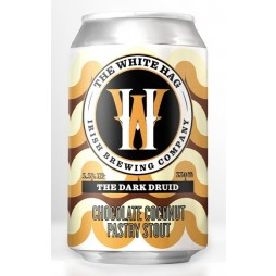 The White Hag Irish Brewing Company, The Dark Druid Chocolate Coconut